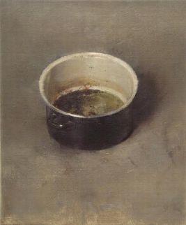 Christopher Gallego, Old Pot, 2008, Jeffrey Leder Gallery: Beautiful Object, Upsetting Still Life, Long Island City, NY