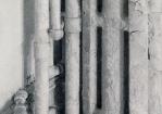 Contemporary Artist Christopher Gallego-Image Title-Kitchen Radiator Detail